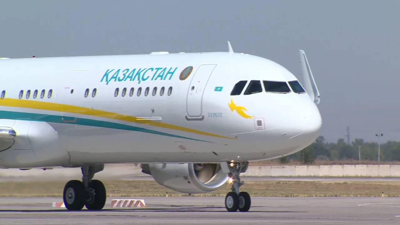 Самолет президента Назарбаева вошел в число самых дорогих лайнеров глав государств