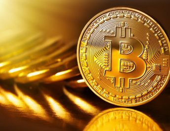 Криптовалюта биткойн опустилась ниже $8000