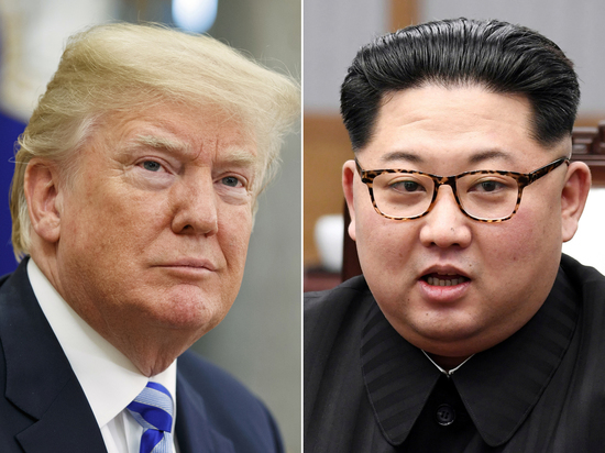 Трамп отменил встречу с Ким Чен Ыном