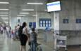 Сбой системы в аэропорту «Манас»: Пассажиры застряли на границе