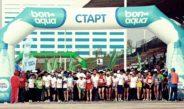 На Иссык-Куле прошел 7-й международный марафон «Run the Silk Road»