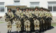 Фото: Военнослужащие из Кыргызстана участвуют в учениях ОДКБ «Кобальт-2018»