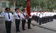 Патрульно-постовая служба ГУВД Бишкека отметила 39-летие со дня образования