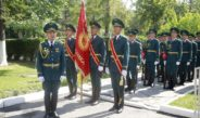26 — летие Национальной гвардии Вооруженных Сил Кыргызской Республики