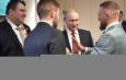 Конор МакГрегор встретился с Путином