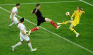 Хорватия впервые в истории вышла в финал