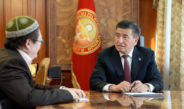 Президент Жээнбеков и богослов К.Маликов обсудили приоритетные направления государственной религиозной политики