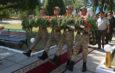 Военные Кыргызстана провели мероприятия ко Дню памяти погибших в боях с террористами