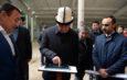 Президент Жээнбеков дал старт работе завода по переработке фасоли в Таласской области