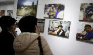 В Бишкеке проходит фотовыставка «Дорога домой» (фото)