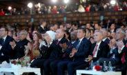 Фото: Президент Жээнбеков принял участие в мероприятии, посвященному 95-летию основания Турции