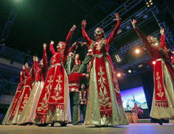 С 18 по 22 октября в Ташкенте пройдут Дни Москвы