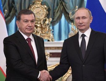 В. Путин: Узбекистан — надежный союзник и стратегический партнер России