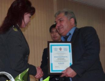 Назначен первый заместитель председателя ГКНБ Кыргызстана