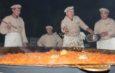 В Душанбе приготовлен самый большой казан плова