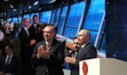 Путин и Эрдоган открыли морскую часть газопровода «Турецкий поток»