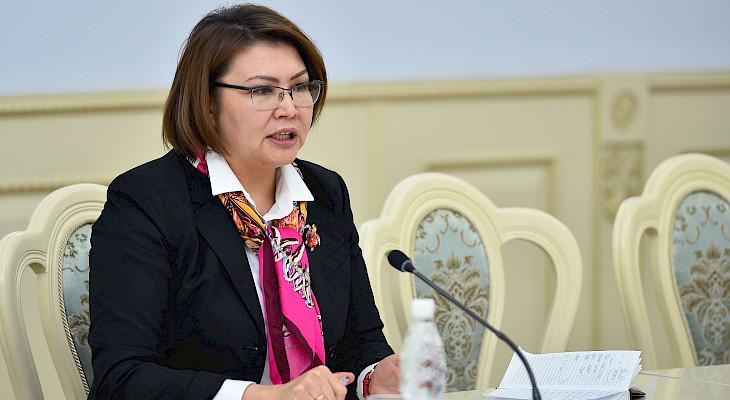 В Кыргызстане создадут Департамент защиты детей
