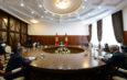 Президент Жээнбеков встретился с участниками выездного заседания Совета Парламентской Ассамблеи ОДКБ