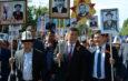 Президент Жээнбеков: Память о безмерном подвиге наших отцов и дедов осталась и сохранится в наших сердцах навечно
