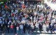 В Бишкеке проходит шествие «Бессмертного полка»