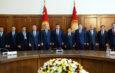 Президент Жээнбеков встретился с секретарями Советов безопасности государств-членов ШОС