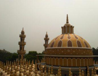 Мечеть с 201 куполом  вошла в Книгу рекордов Гиннеса