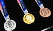 В Токио представили дизайн медалей Олимпиады 2020 года