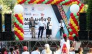 В южной столице Кыргызстана прошел «Культурный фестиваль в древнем городе Ош»