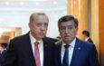 Состоялся телефонный разговор Жээнбекова с Эрдоганом