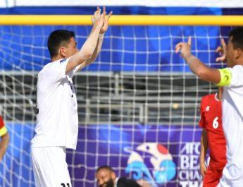 Отбор на чемпионат Азии: Юные кыргызстанцы обыграли ливанцев