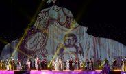Торжественная церемония Первых Национальных игр кочевников — фото