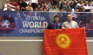 Мелис Турганбаев чемпион мира по борьбе среди ветеранов