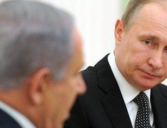 Владимир Путин оставил Нетаньяху без «подарка»