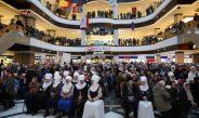 В Бишкеке отметили  Всемирный День платка