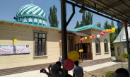 В селе Новопавловка прошло открытие новой мечети (ФОТО)