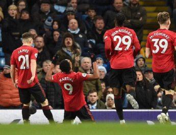 «Манчестер Юнайтед» пробился в четвертьфинал Лиги Европы