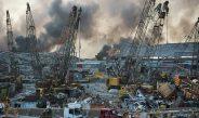 Бейрут после взрыва: Фото и видео