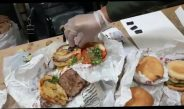 «Гамбургеры с наркотиками»: В СИЗО-1 Бишкека пресечена попытка переброски наркотиков (фото)