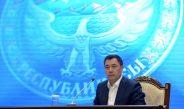 Премьер-министр С.Жапаров и члены правительства принесли присягу на верность народу