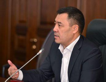 Садыр Жапаров дал поручения членам нового правительства