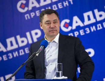Кадыр Маликов о Садыре Жапарове: Пусть Аллах укрепит его и даст в нем благо для всего народа