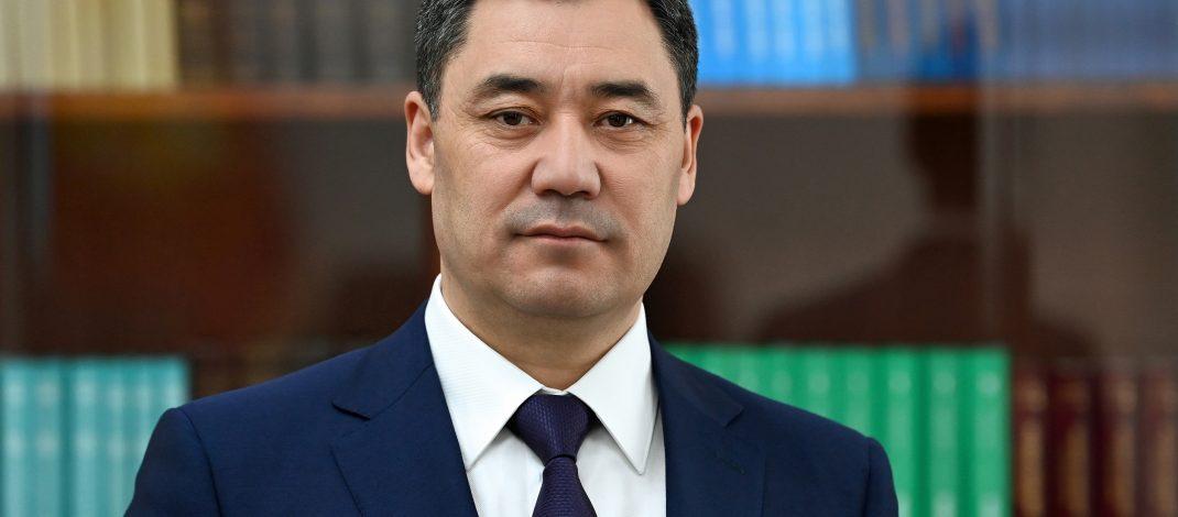 Президент Жапаров выразил соболезнования Путину в связи с трагедией в Перми
