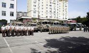 Китай оказал Кыргызстану военно-техническую помощь