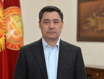 Президент Жапаров поздравил кыргызстанцев с Днем предпринимателя