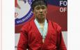 Кыргызстанский боец Дайырбек Карыяев стал чемпионом Азии по боевому самбо