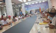 В Бишкеке проходит круглый стол в честь 105-летия Уркуна
