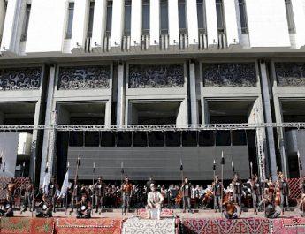 В Бишкеке начался VI Международный фестиваль эпосов мира