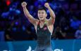 Кыргызстанский борец Эрназар Акматалиев поднялся на 3 место в мировом рейтинге
