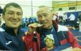 Кыргызстанец Талант Бегалиев стал чемпионом мира по борьбе среди ветеранов